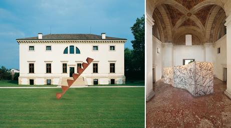 Interni Di Villa Pisani : Villa pisani bonetti a bagnolo di lonigo vicenza architetto andrea
